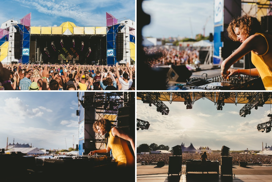 Annie Mac festival photography