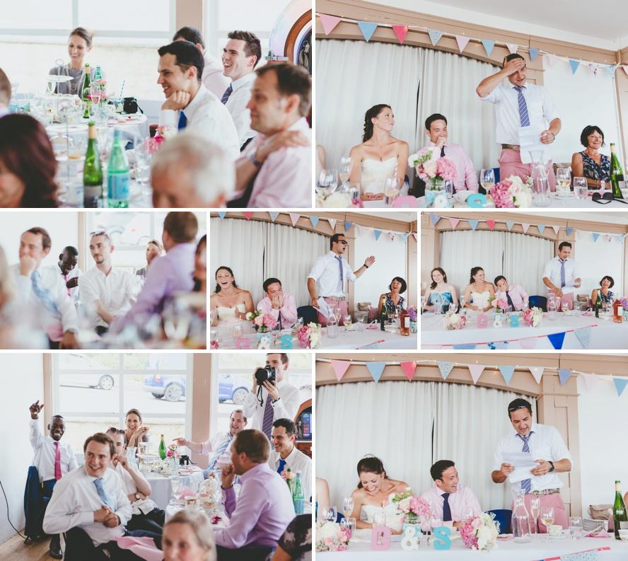 Fun wedding moments captured