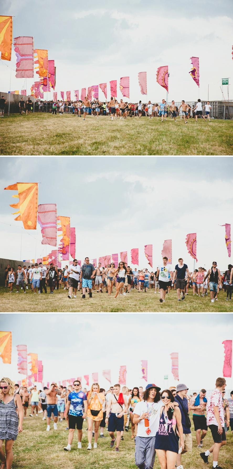 Global Gathering festival