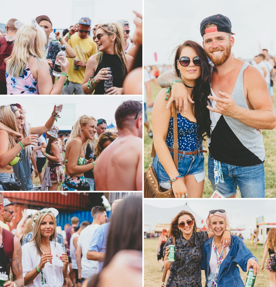 Lifestyle photography music festivals