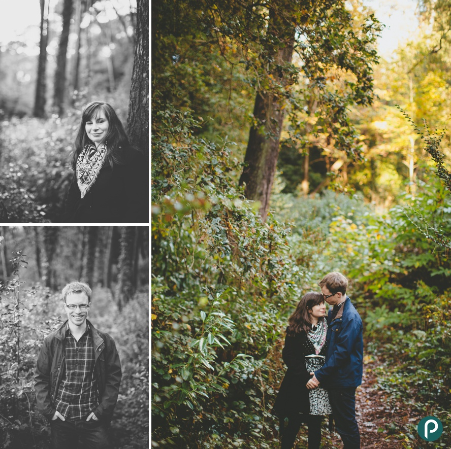 Natural and relaxed pre wedding photography
