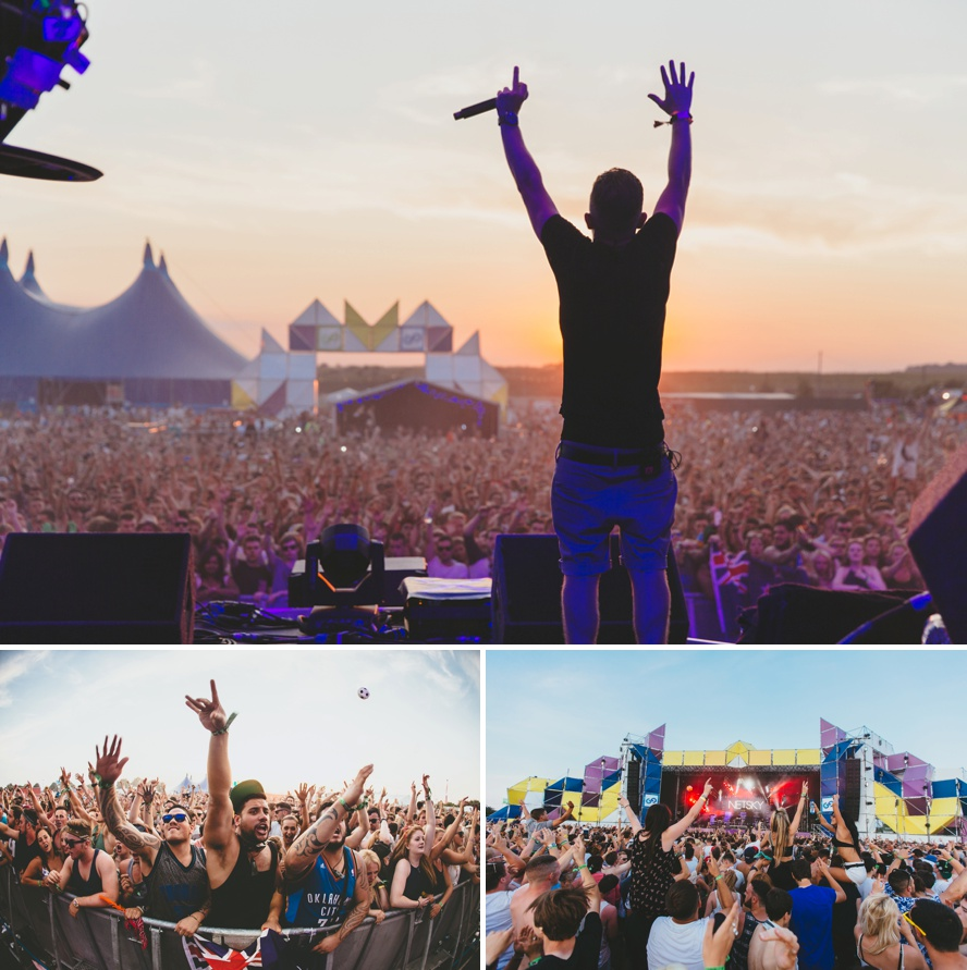 UK music festivals photography