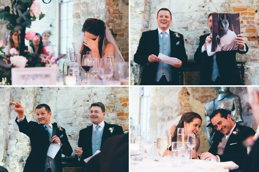 Wedding photography Lulworth Castle