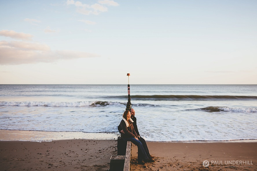 Beach photography Dorset
