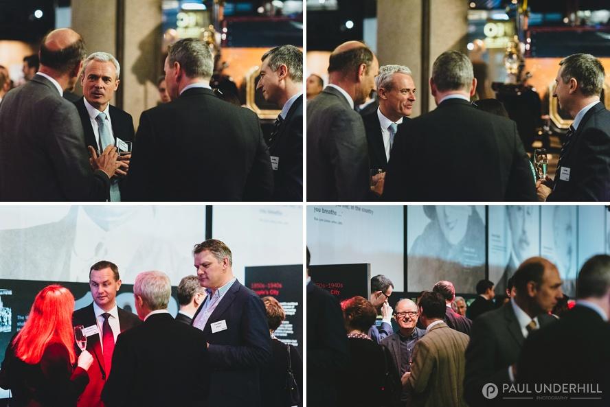 Corporate event photographer