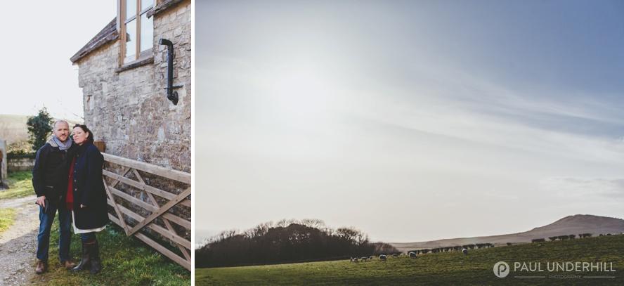 Dorset creative wedding photographers