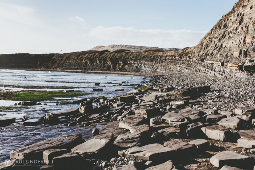 Dorset seascape photography