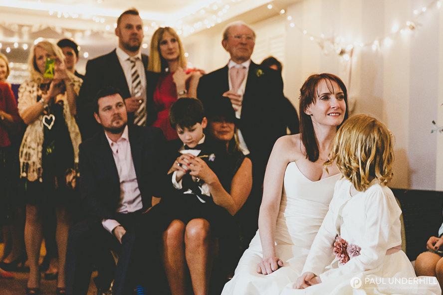 Dorset wedding documentary photography