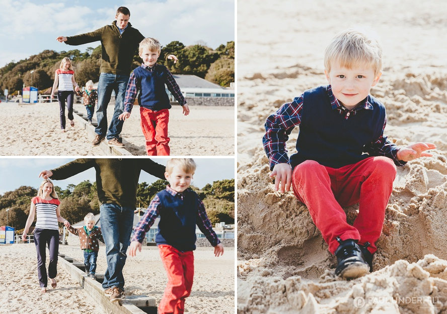 Family photography Dorset