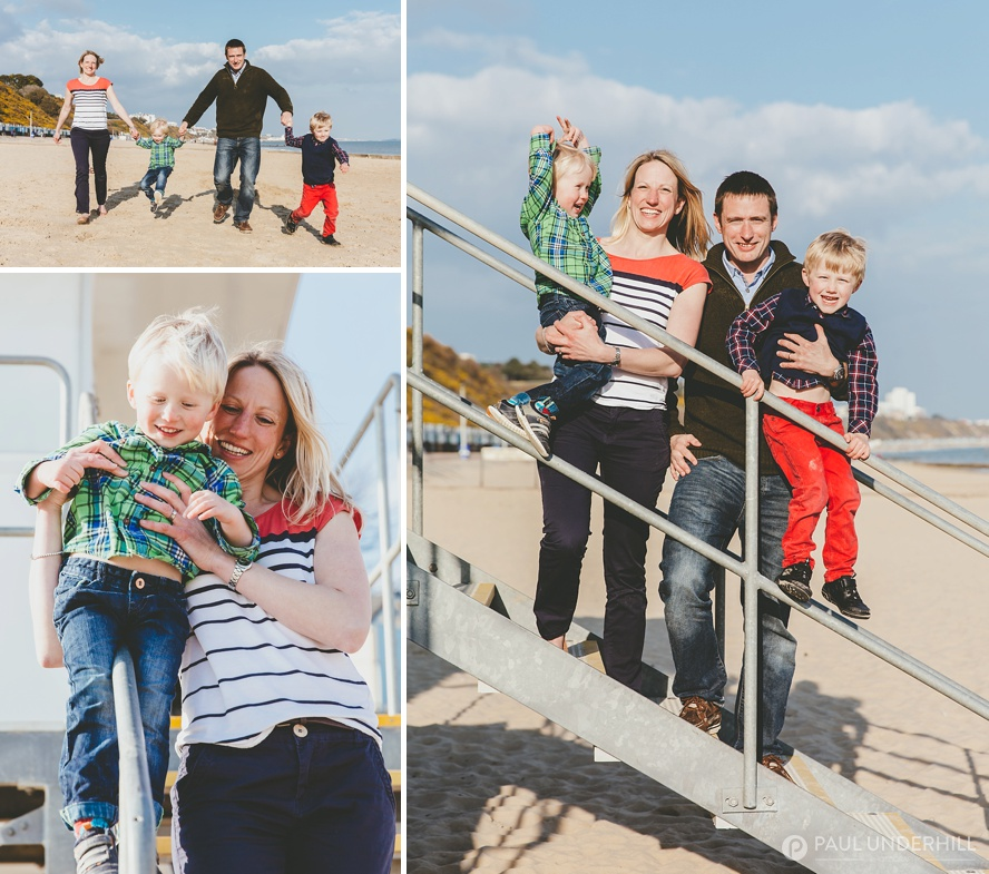 Family portraits Poole