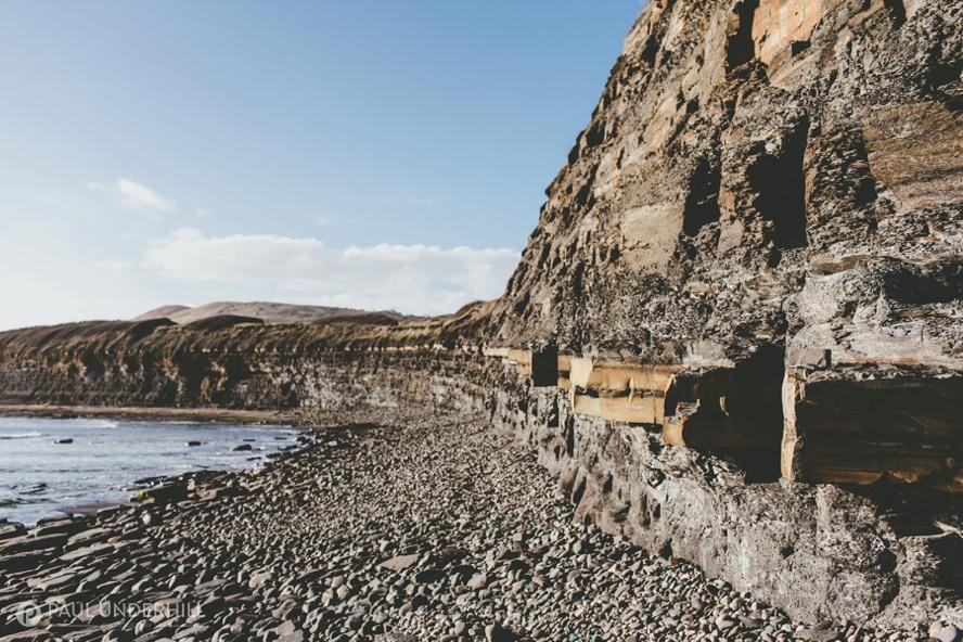 Jurassic coastline in Dorset