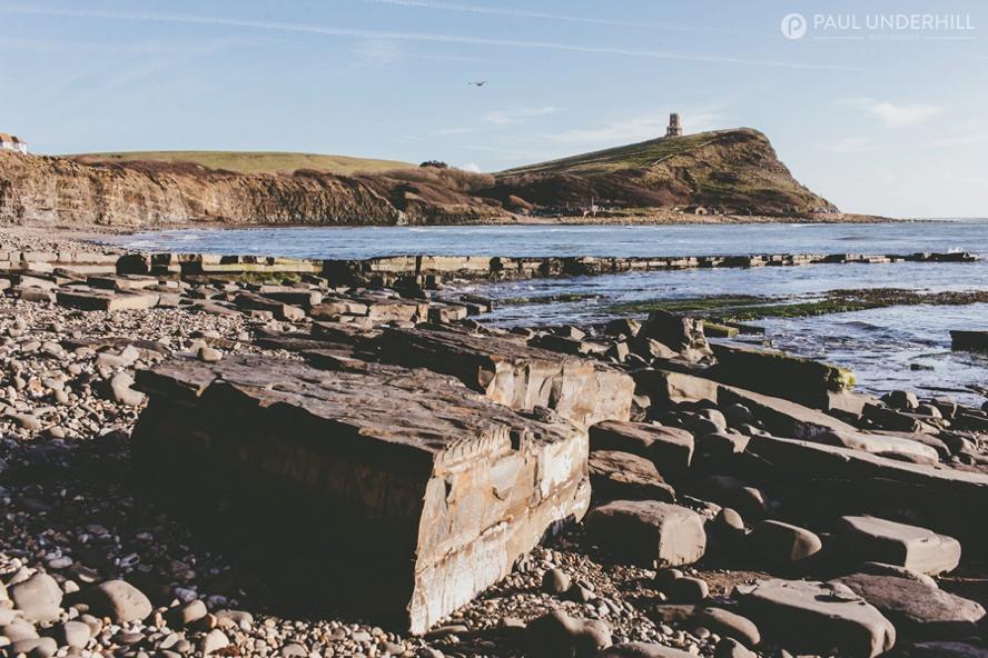 Kimmeridge Bay in Dorset