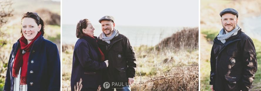 Portrait photography wedding couple