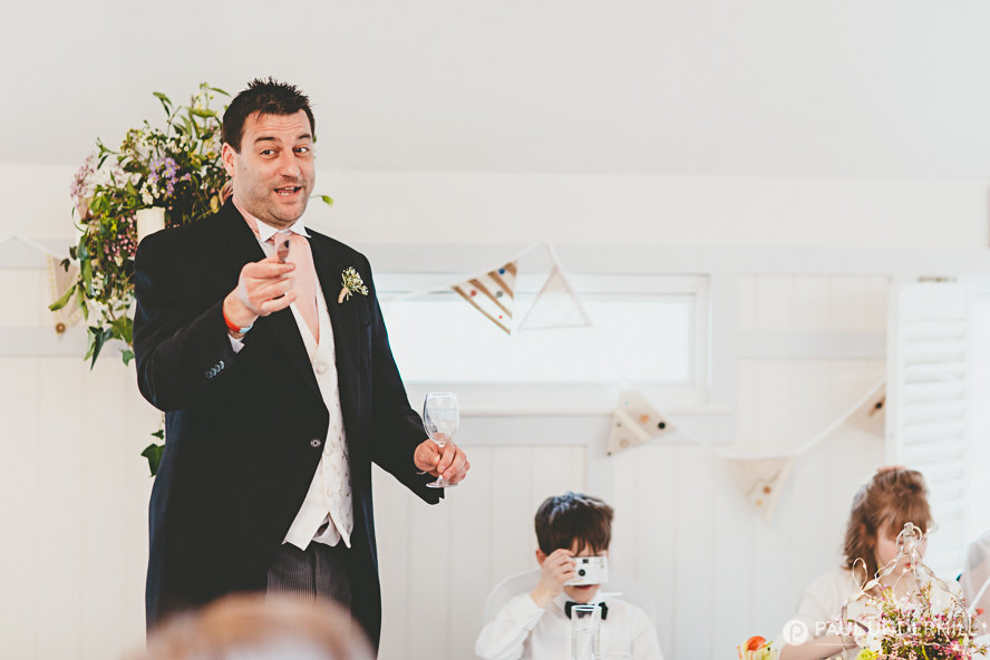 Speeches at Kings Arms Hotel