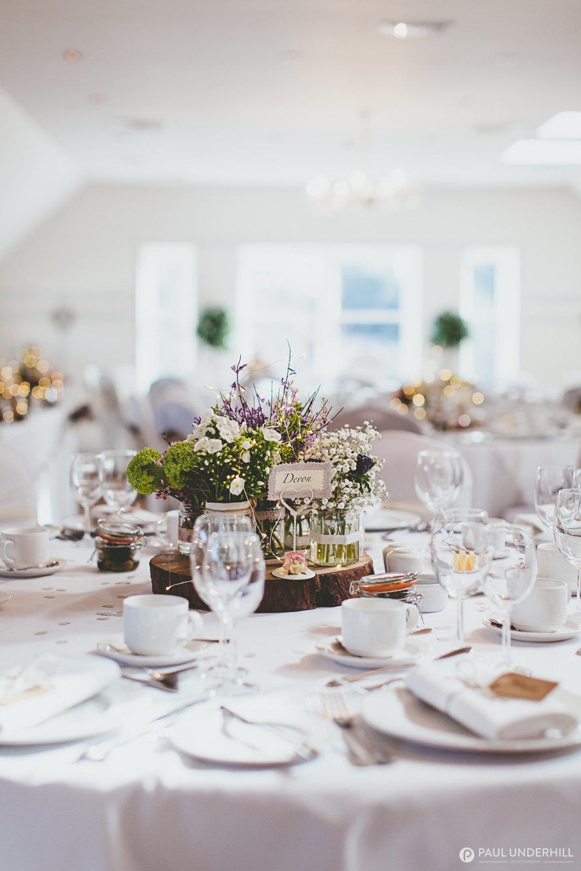Wedding table decorations gay wedding