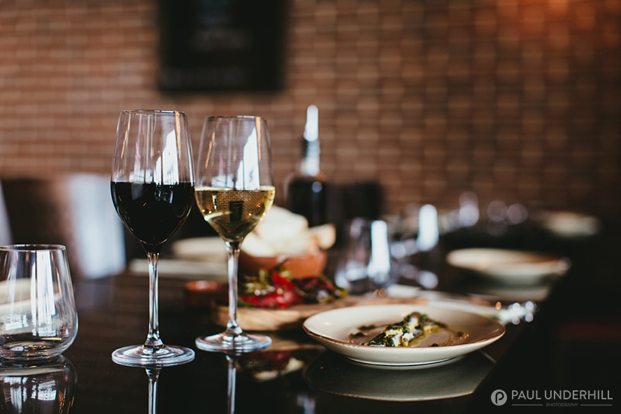 Food and wine lifestyle photography