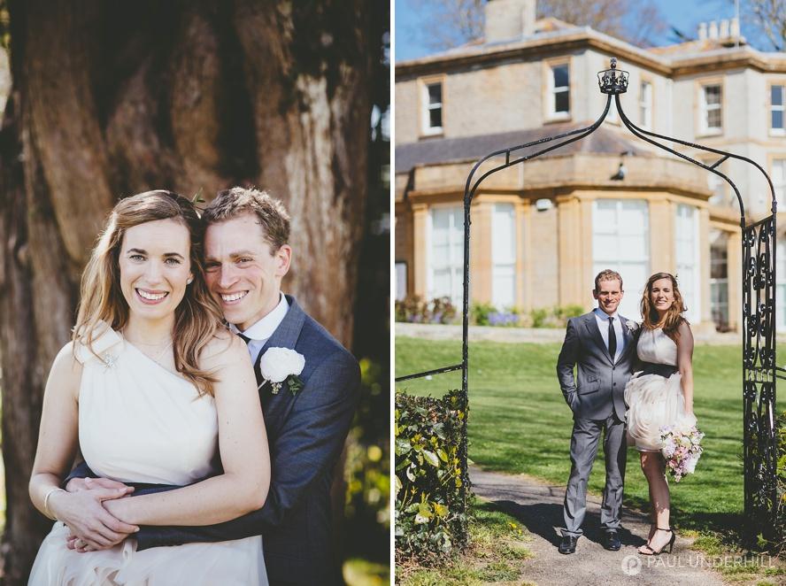 Mountfield Bridport wedding photography