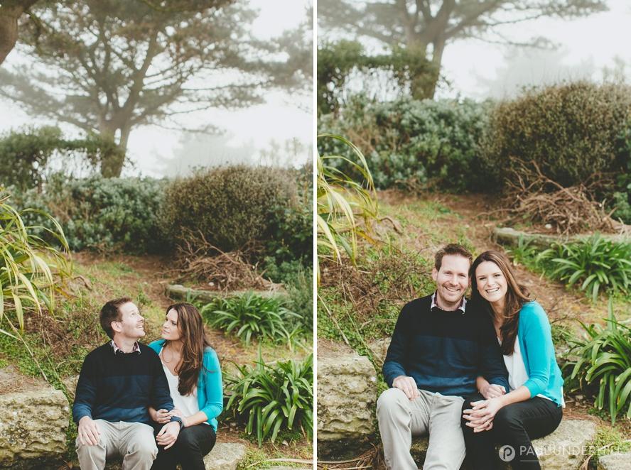 Romantic portraits wedding couples