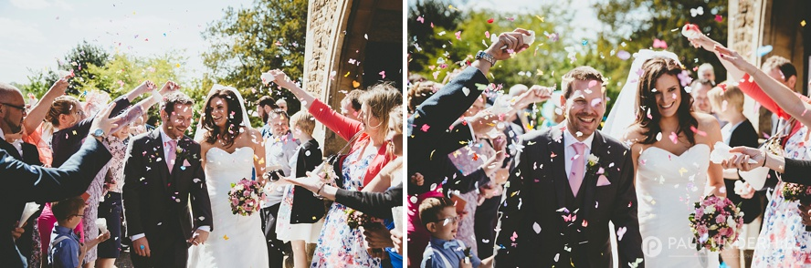 Confetti photos
