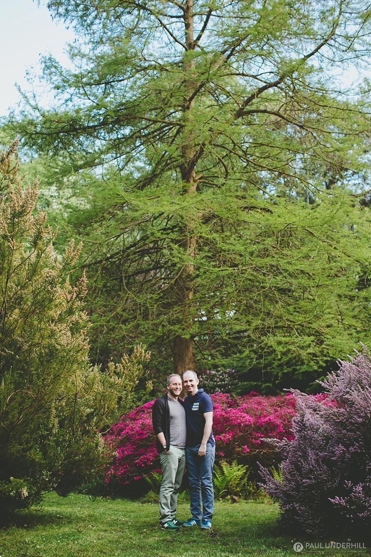 Dorset photographer gay weddings