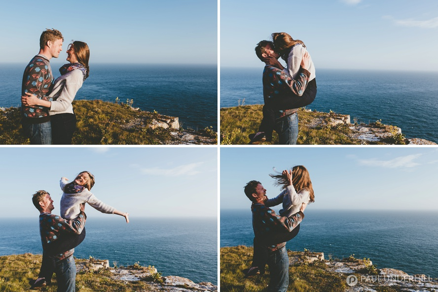 Fun couples portraits