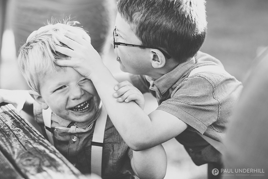 Fun photos of kids playing