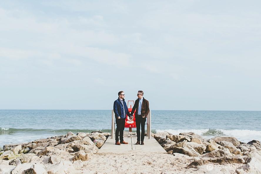 Gay couples photography Dorset
