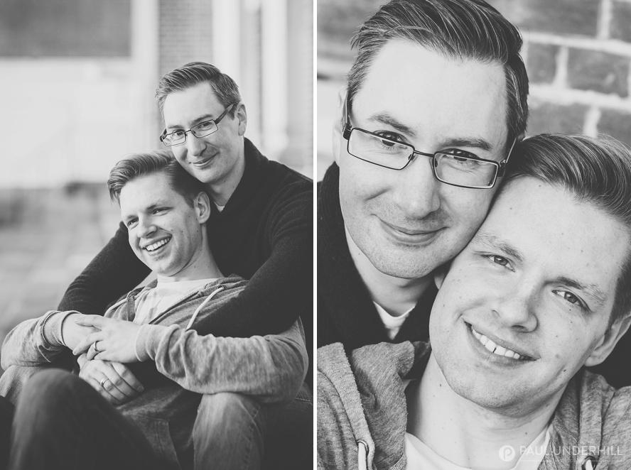 Gay men photograph