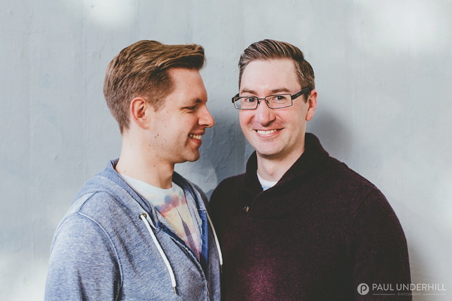 LGBT wedding photographers