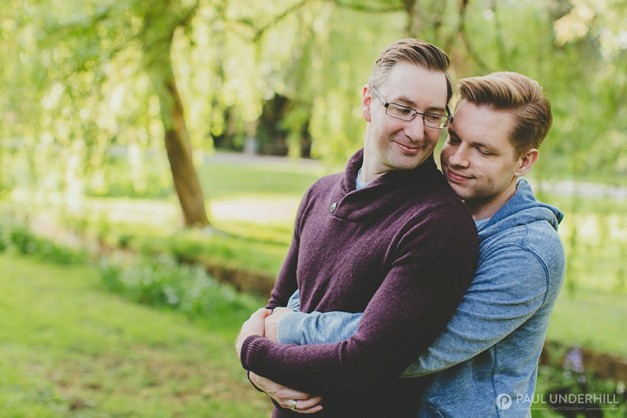 Portraits gay couples