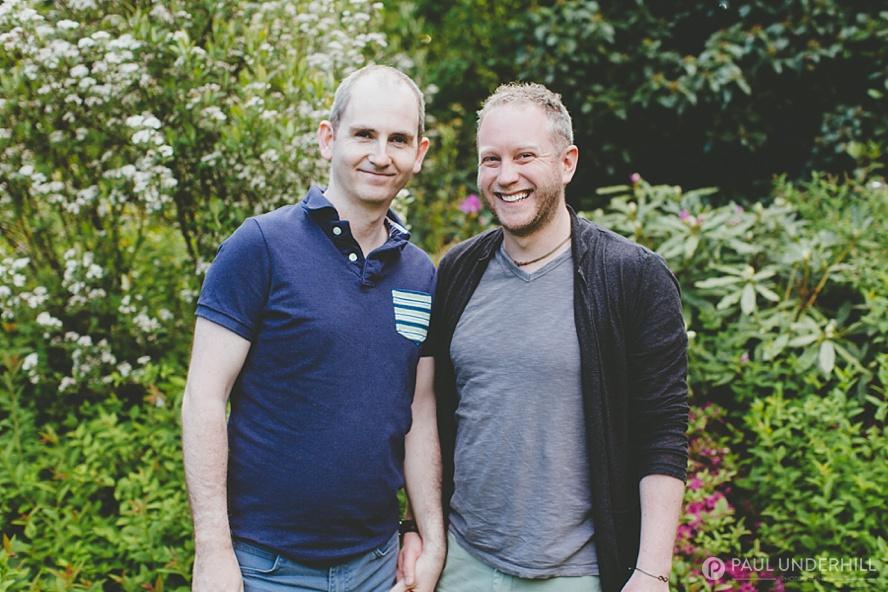 Pre wedding shoot gay couple