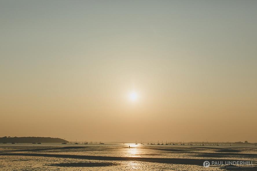 Sandbanks Poole Bay