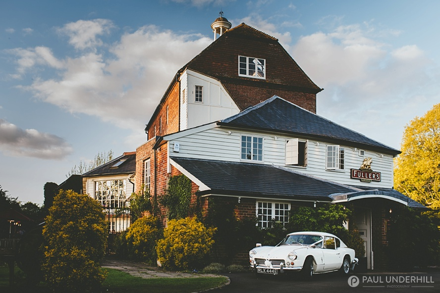 Wedding venues in Surrey