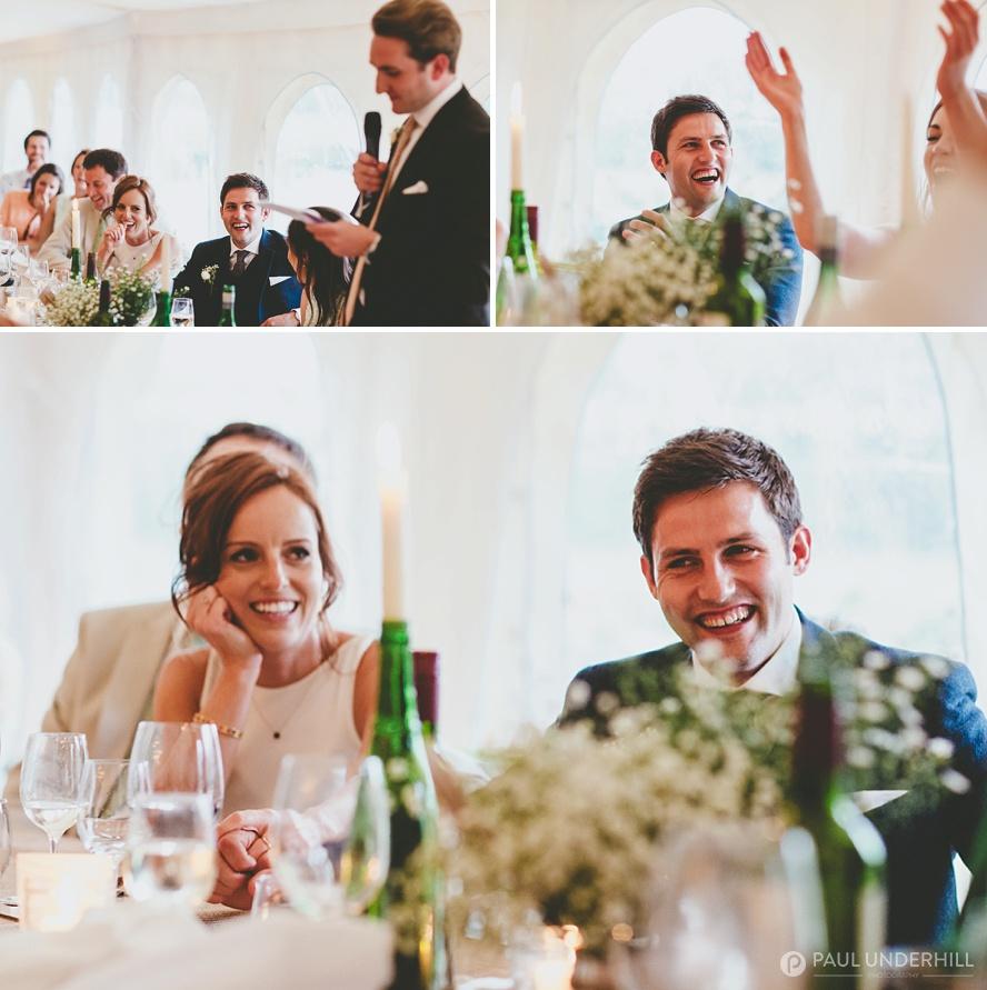 Bestman speech Dorset wedding