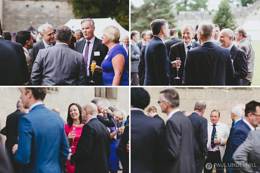 Corporate event Warwick Castle