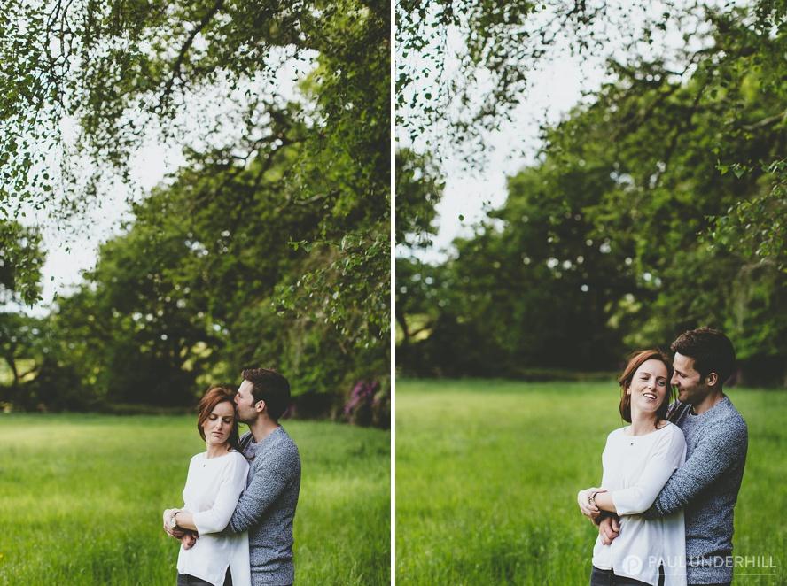 Dorset pre wedding photography