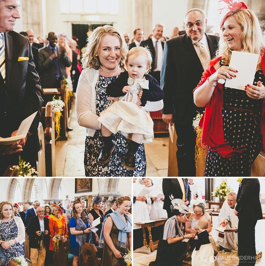 Dorset reportage wedding photographer