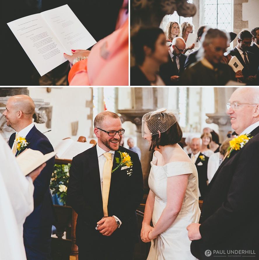 Dorset weddings in Corfe