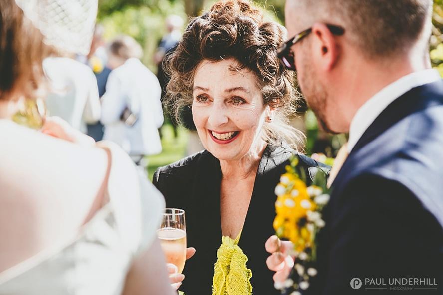 Outdoor wedding photography Dorset