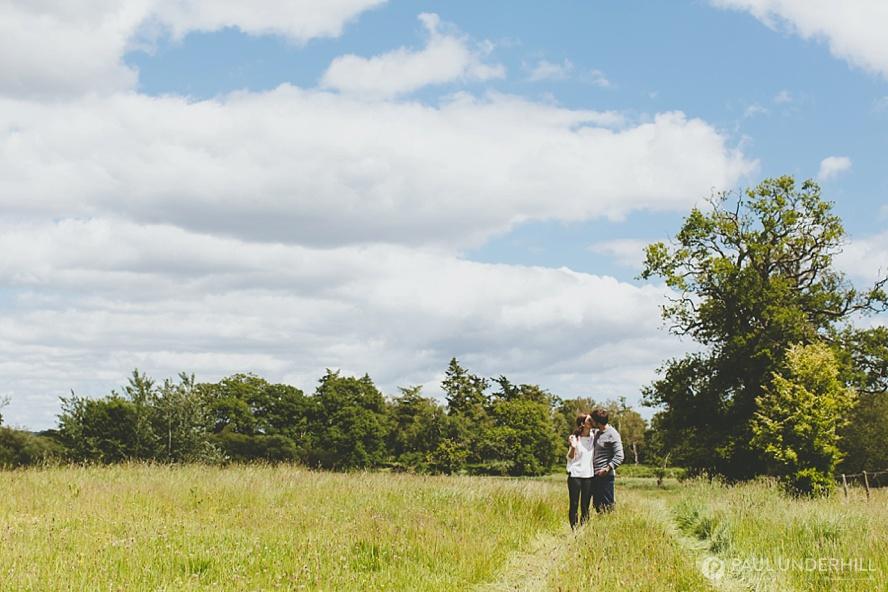 Pre wedding photography in Dorset