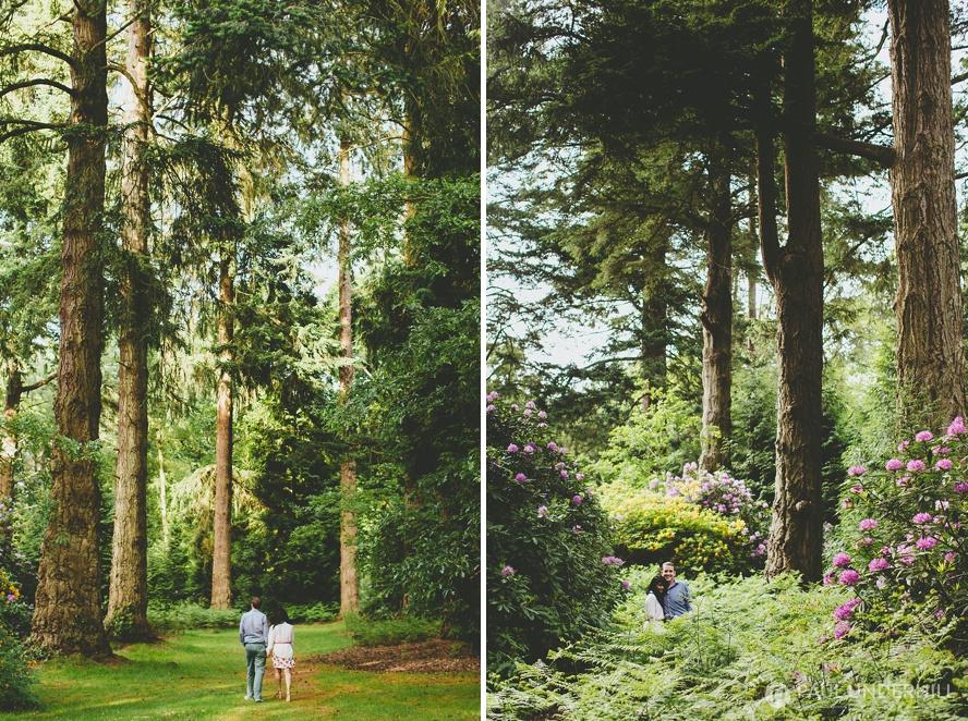 Pre wedding shoot Hampshire
