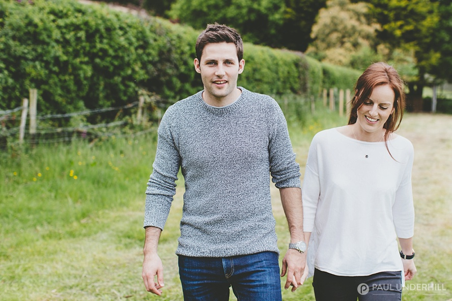 Relaxed couples photography