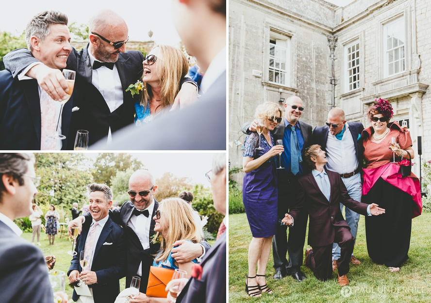 Smedmore House wedding in Dorset