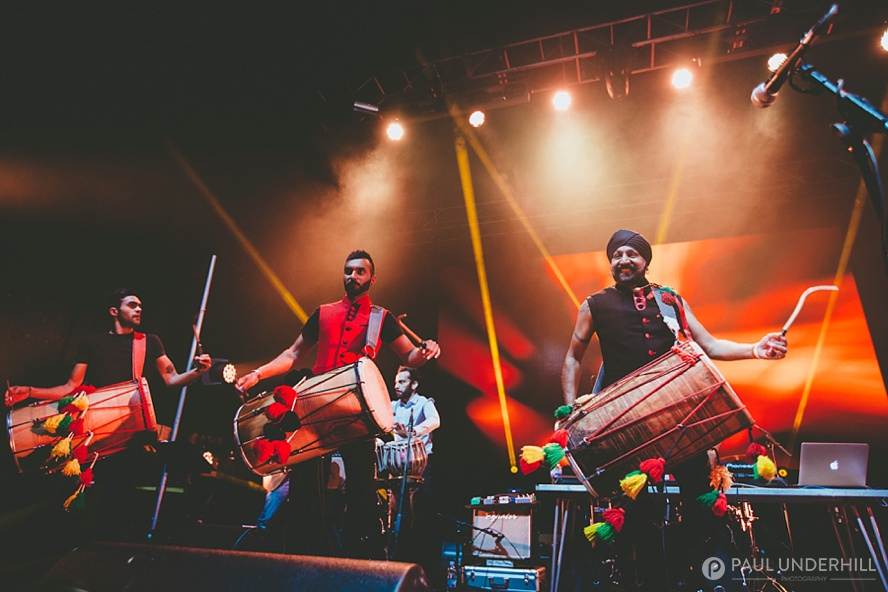 The Dhol Foundation band