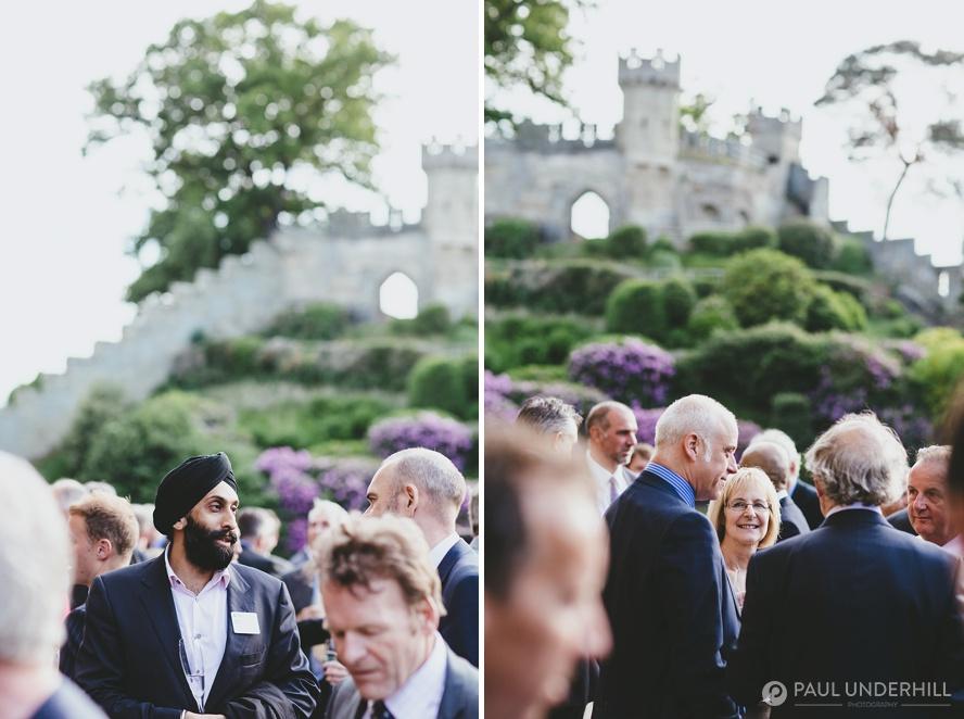 Warwick castle corporate events