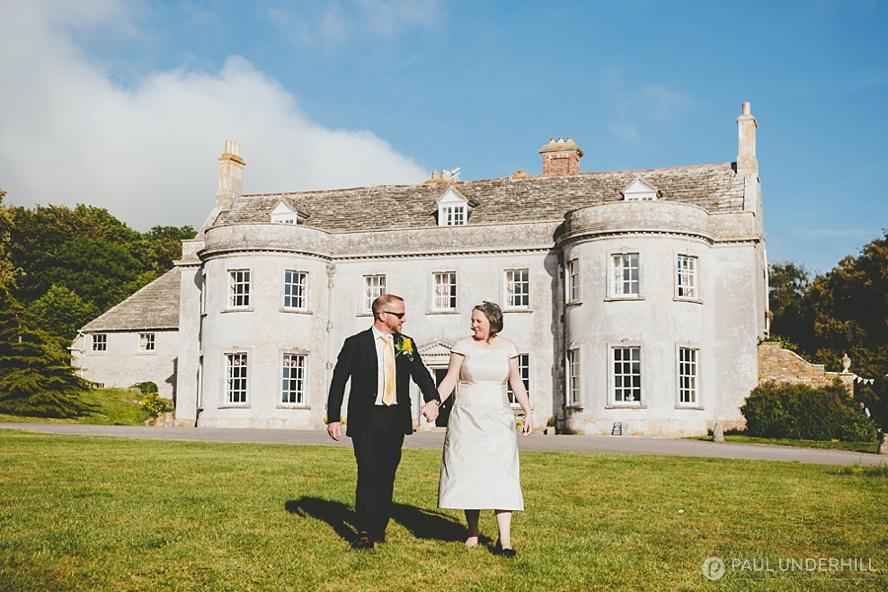 Wedding photographers Smedmore House