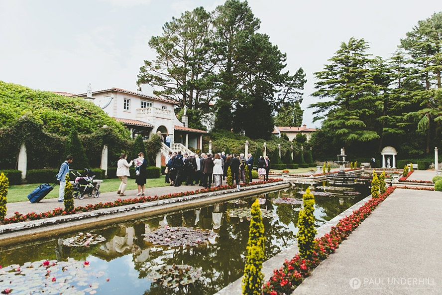 Compton Acres weddings in Poole
