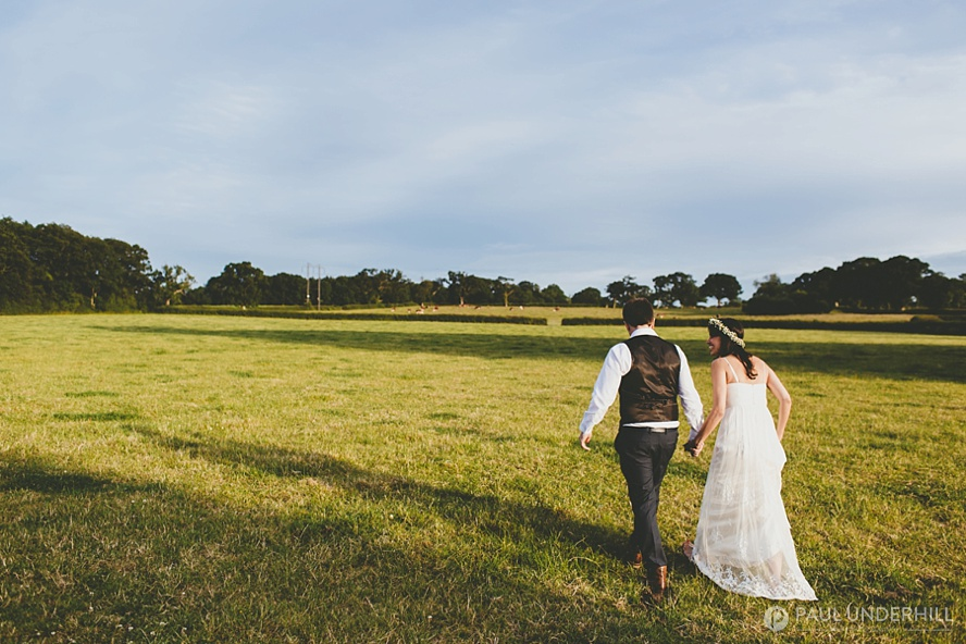 Country weddings in Dorset