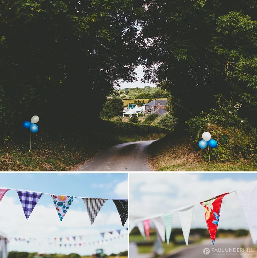 Country weddings in Dorset