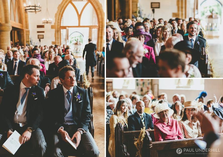 Documentary photography of wedding
